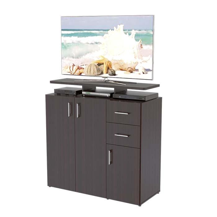Armario tv maderkit wengue alkosto tienda online for Almacenes de muebles en bogota 12 de octubre