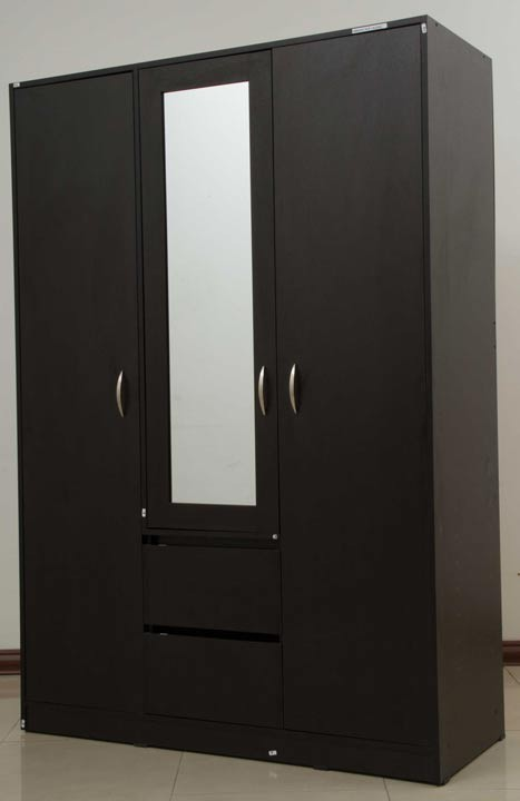 Closet Espejo MADERKIT Wengue Alkosto Tienda Online