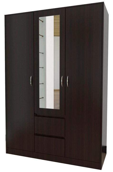 Closet espejo maderkit wengue alkosto tienda online for Espejos decorativos modernos bogota