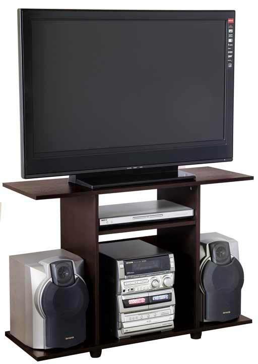 Mesa tv y sonido maderkit wengue alkosto tienda online for Mesas para tv baratas