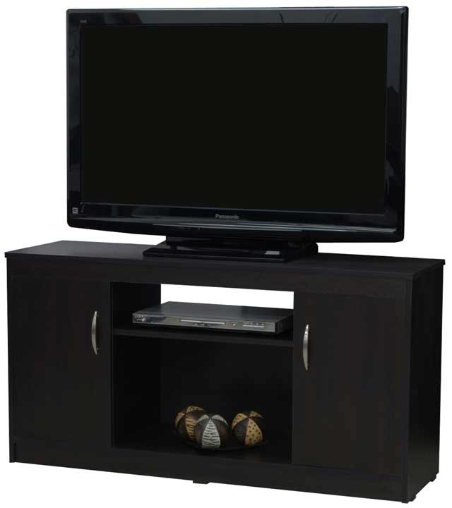 Mesa tv maderkit wengue alkosto tienda online for Muebles para playstation