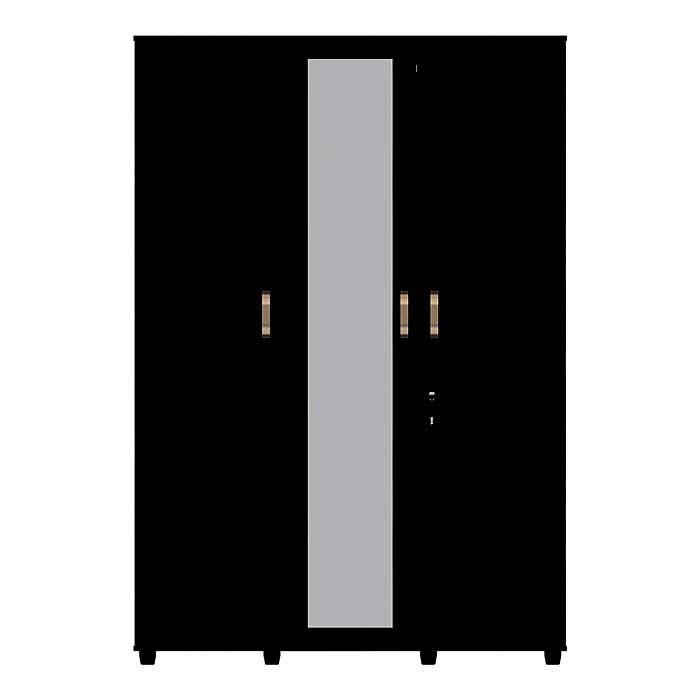 Armario 120 cm MADERKIT con Espejo V2 Wengue Alkosto Tienda Online 799bc8e1d558