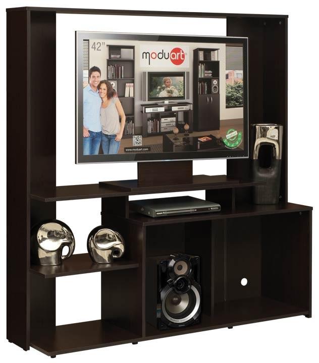 Centro de entretenimiento moduart 18113 alkosto tienda online - Mueble para dvd ...
