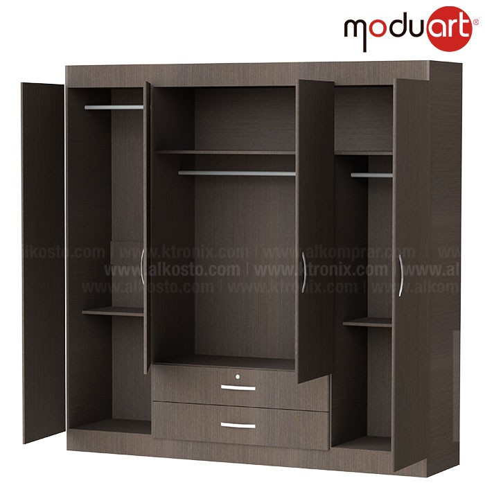 Armario moduart ref 1722 wengue alkosto tienda online - Mi armario de la tele ...