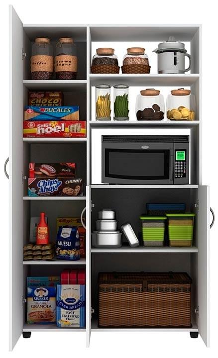 Armarios auxiliares de cocina mesas auxiliares de cocina - Habitdesign muebles ...