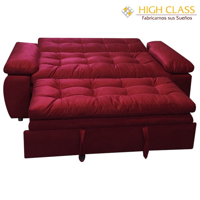 Sofá Cama High Cl Car Yoga Rojo Alkosto Tienda Online