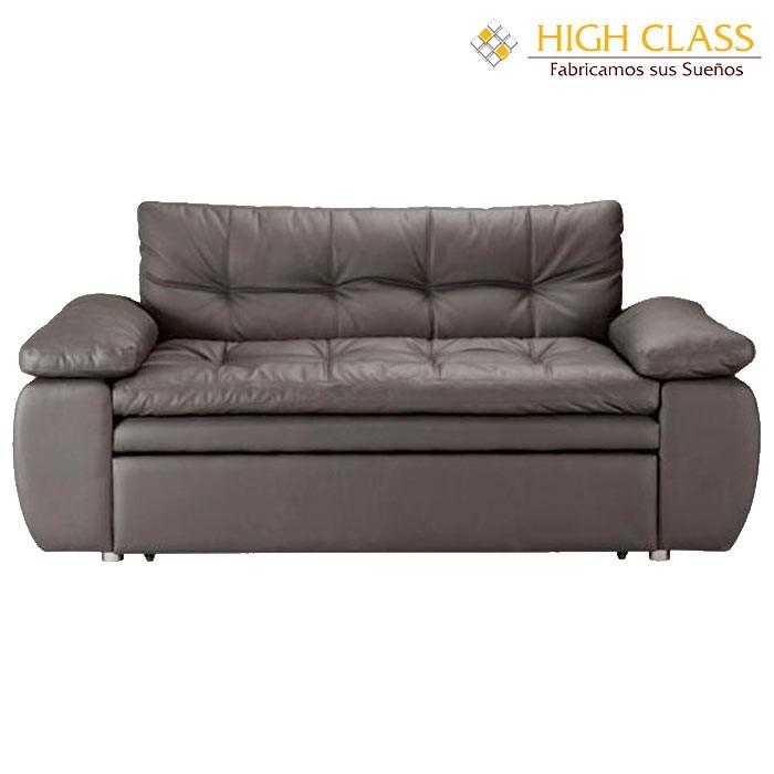 Sof cama high class car yoga chocolate alkosto tienda online for Sofa cama 190 ancho
