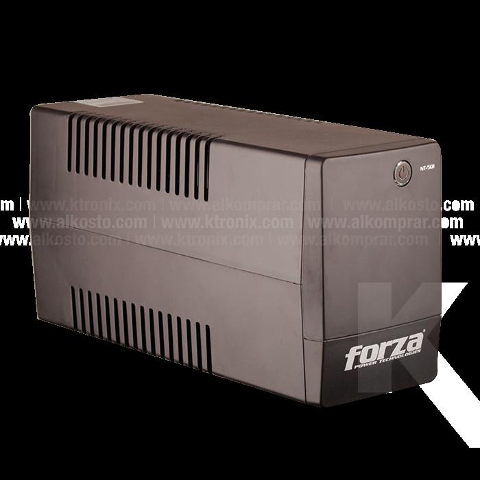 UPS 500VA FORZA NT-501 Alkosto Tienda Online