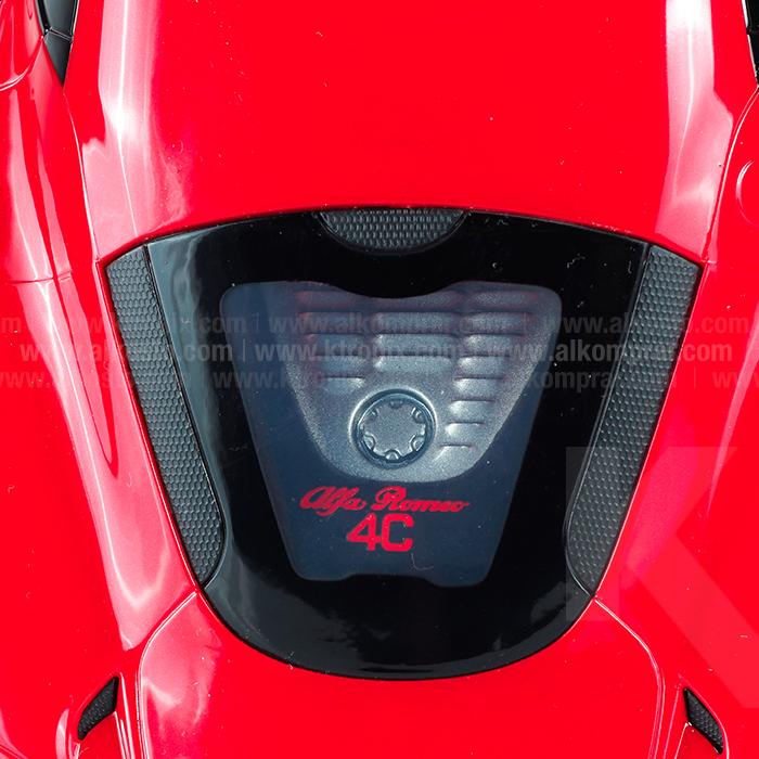 Vehiculo Radio Control Alfa Romeo Xstreet Alkosto Tienda