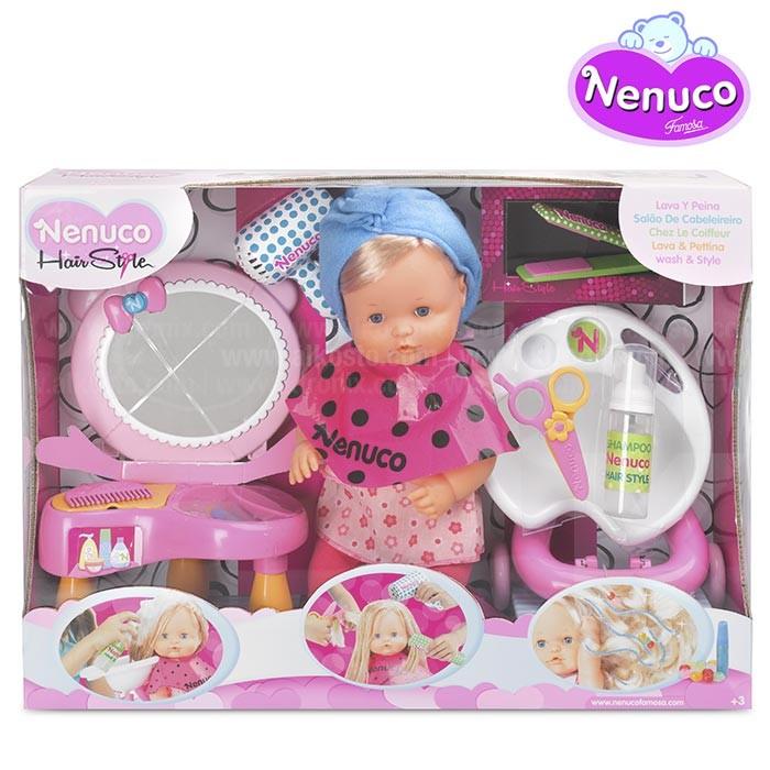 Lava Y Nenuco Boing Peina Toys OwPX80kNn