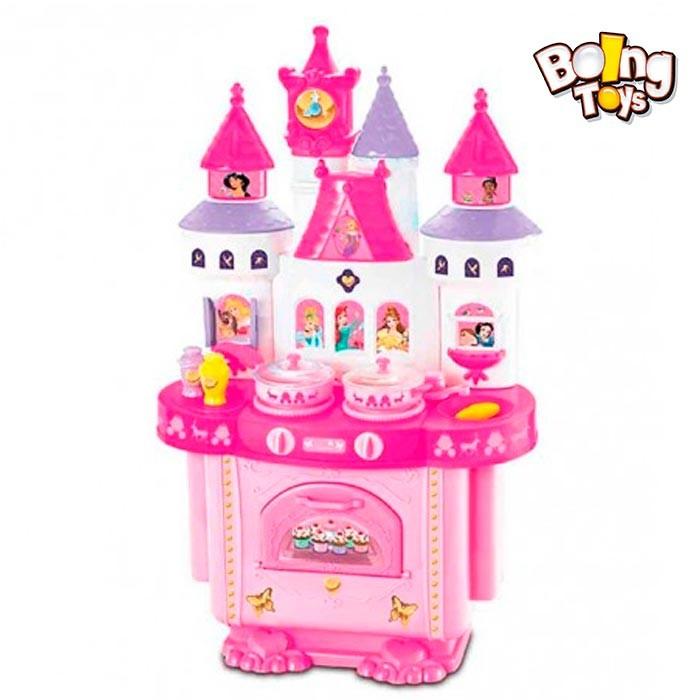 Disney princesa cocina con luces y sonido alkosto tienda - Luces de cocina ...