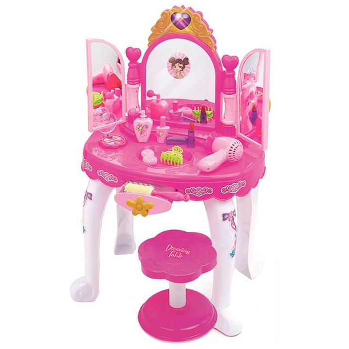 Tocador infantil para maquillaje con silla alkosto tienda online - Tocador infantil ...