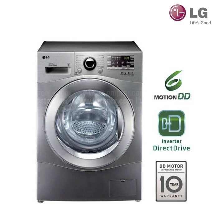 venta usa online elige el más nuevo disponible Lavadora / Secadora LG 11.8Kg WD-14A8RD7