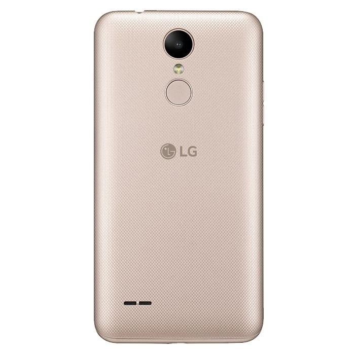 4489d2a7e Celular Libre LG K4 Lite SS 4G Dorado Alkosto Tienda Online