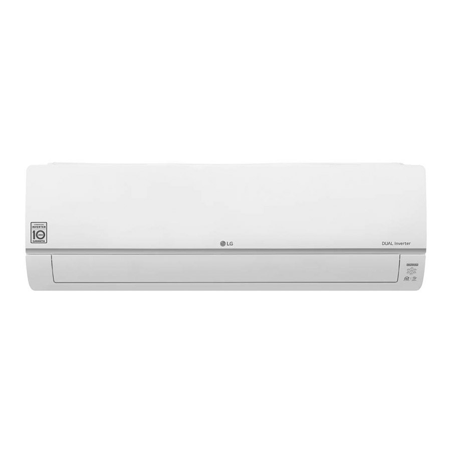 Aire Acondicionado LG Inverter 12000BTU VM122C7 220V Dual Cool Blanco