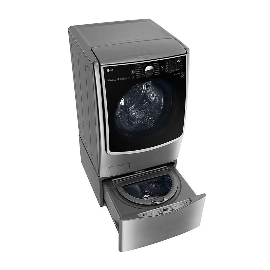 Combo lavadora secadora lg twinwash wd22vts6 mini - Lavadora y secadora en columna ...