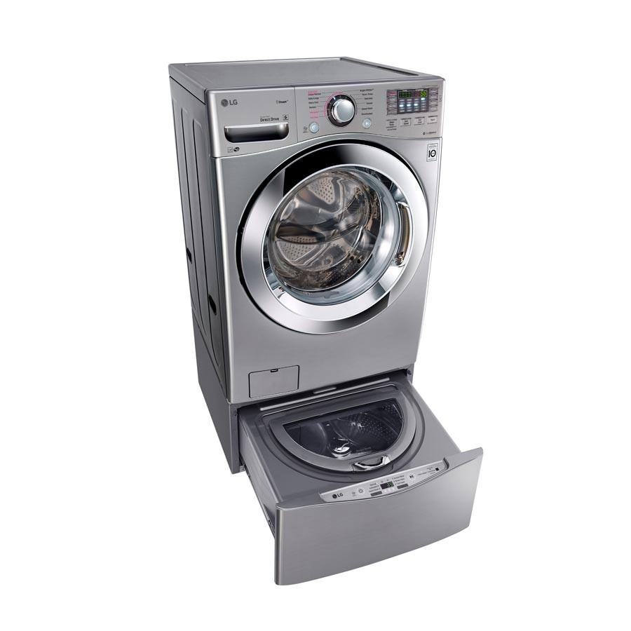 Combo lavadora secadora lg twinwash cf 20 kg wd20vvs6 - Lavar almohadas en lavadora ...