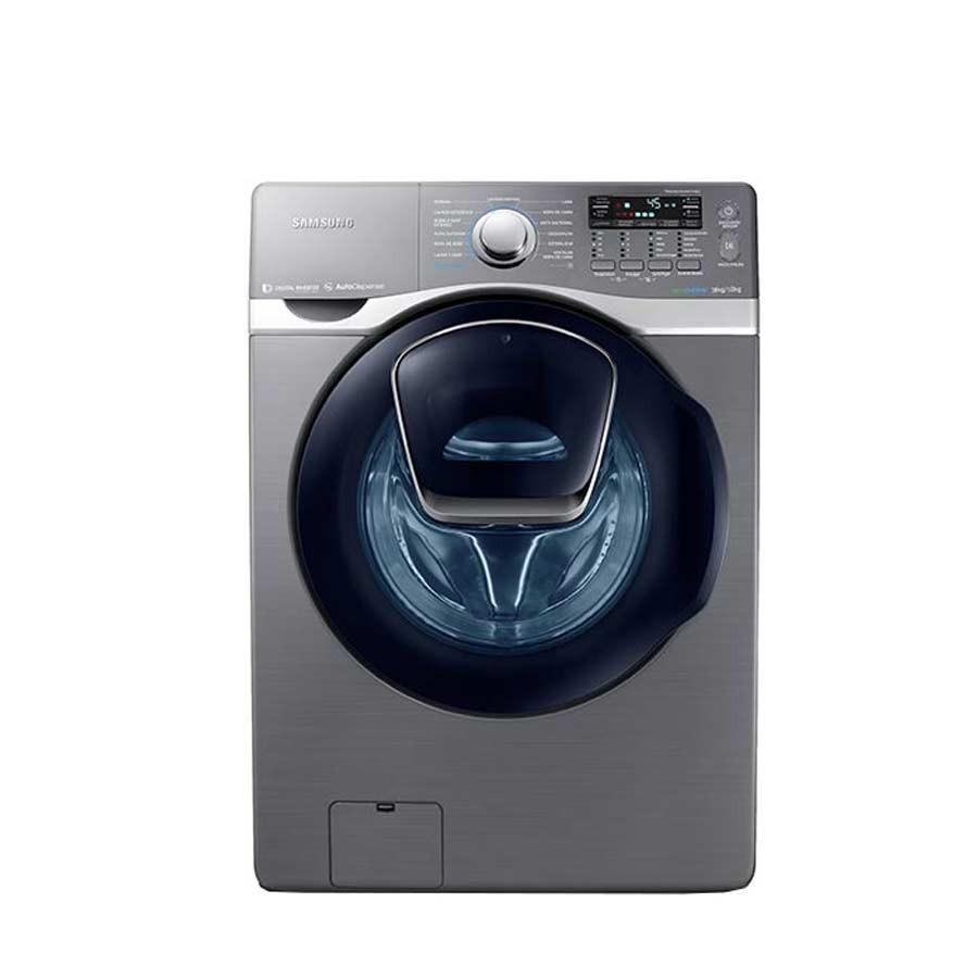 Lavadora secadora samsung 18kg wdj7825k ax alkosto - Secadora encima lavadora ...