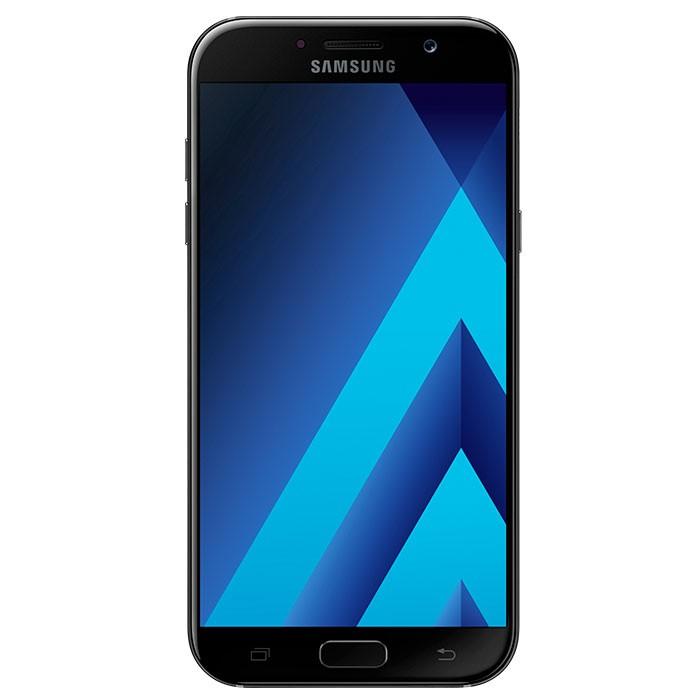 celular samsung galaxy a7 2017 ds 4g negro alkosto