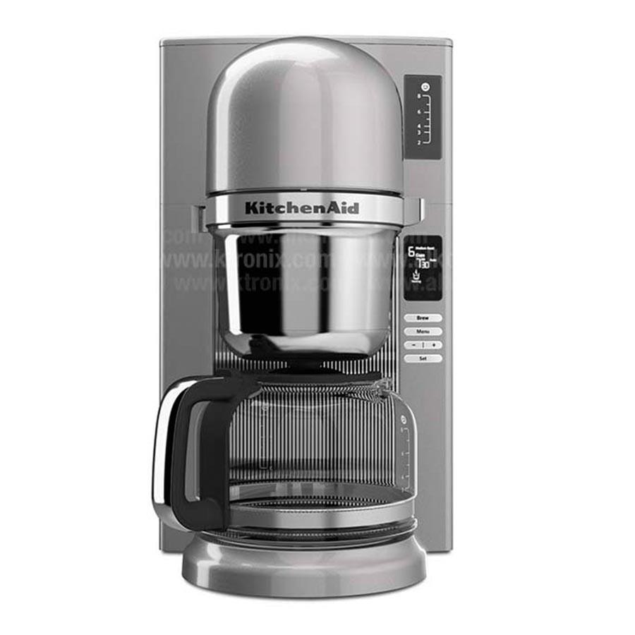 Cafetera Eléctrica KITCHENAID KCM0802CU Silver Alkosto Tienda Online