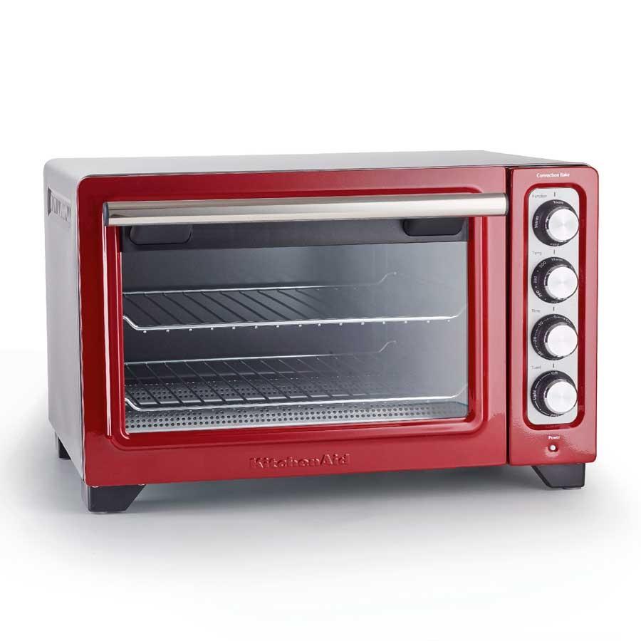 Horno el ctrico kitchenaid kco253gc alkosto tienda online for Ofertas de hornos electricos