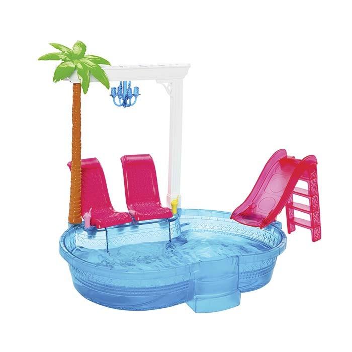 Barbie piscina glam alkosto tienda online for Llenar piscina precio
