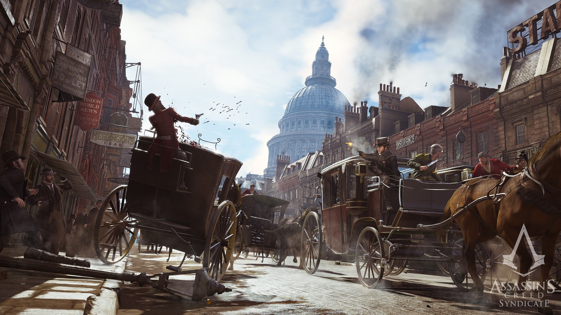 Videojuego Assassin's Creed Syndicate XBOX ONE Alkosto ...