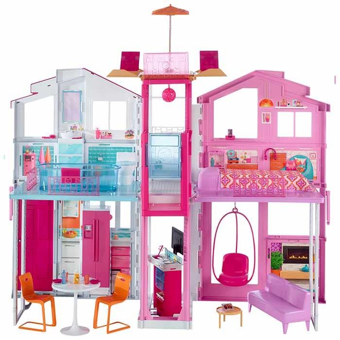 BARBIE Casa de Campo Alkosto Tienda Online