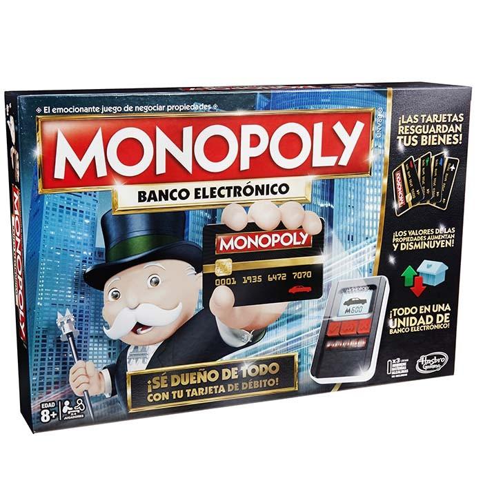 Monopoly Electrónico Banking