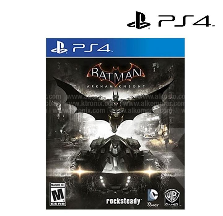 Videojuego PS4 Batman Arkham Knight Alkosto Tienda Online