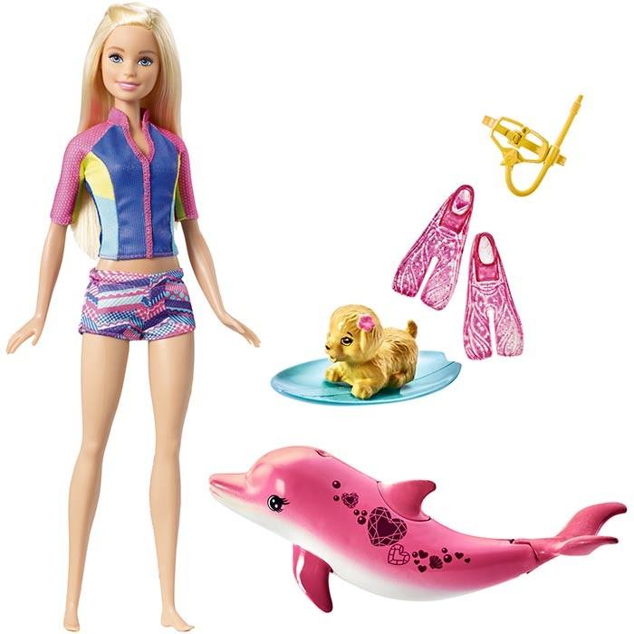 BARBIE y los Delfines Mágicos Alkosto Tienda Online