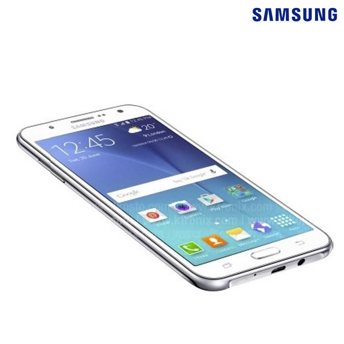 a97424c9089 Celular Samsung Galaxy J5 Blanco LTE DS Alkosto Tienda Online
