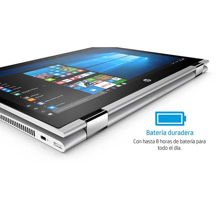 Convertible 2 en 1 HP - BA001 - Intel Core i3 - 14\