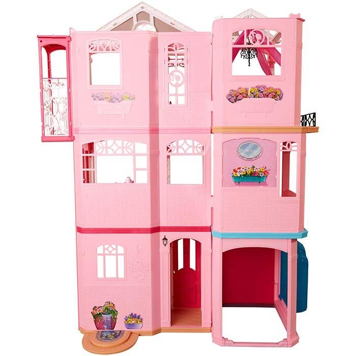 BARBIE Casa de los Sueños Alkosto Tienda Online