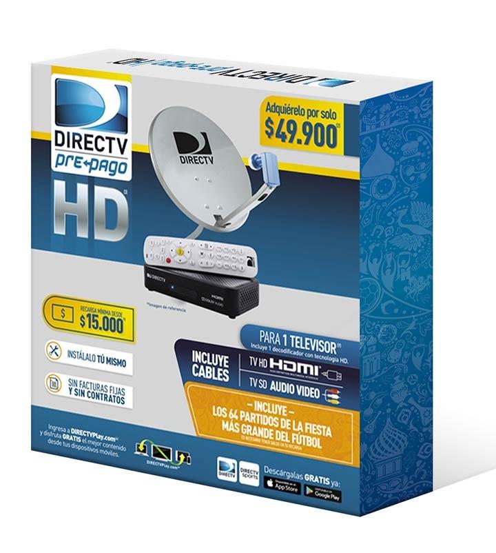 Set Directv Prepago 1 Deco Hd Alkosto Tienda Online