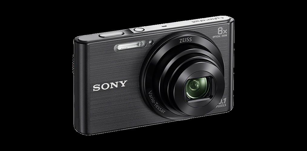 Camara Sony Compacta W830 Con Zoom Optico De 8X