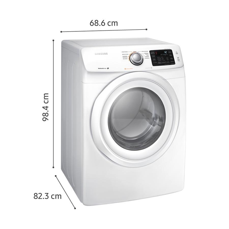 Secadora samsung 18kg dv18h5000 alkosto tienda online for Medidas de lavadoras