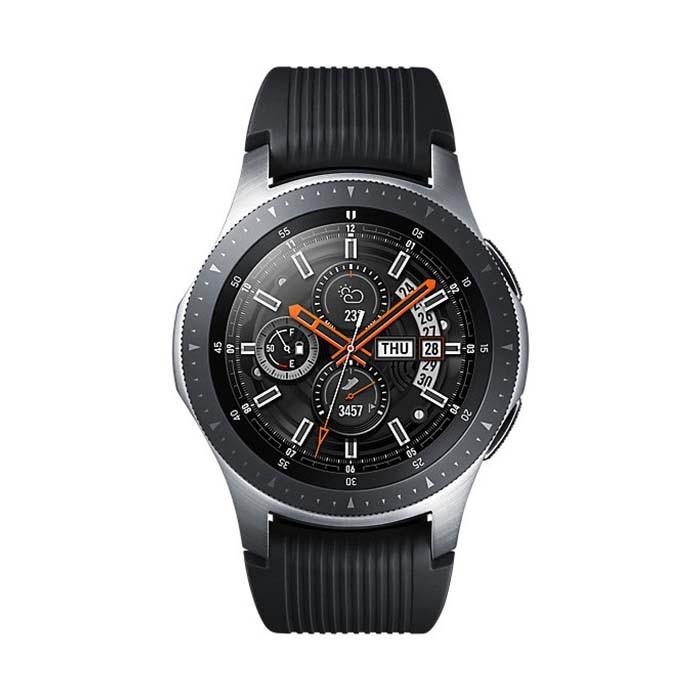 6d08153f21f8 Reloj SAMSUNG Galaxy Watch 46M Plateado. Click sobre la imagen para el zoom