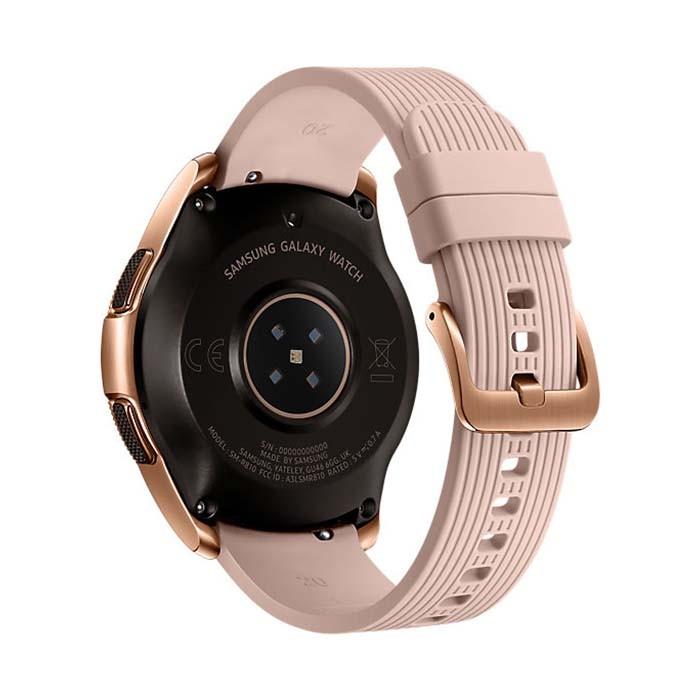aa9776c7d6e7 Reloj SAMSUNG Galaxy Watch 42 mm Rosado-Dorado Alkosto Tienda Online