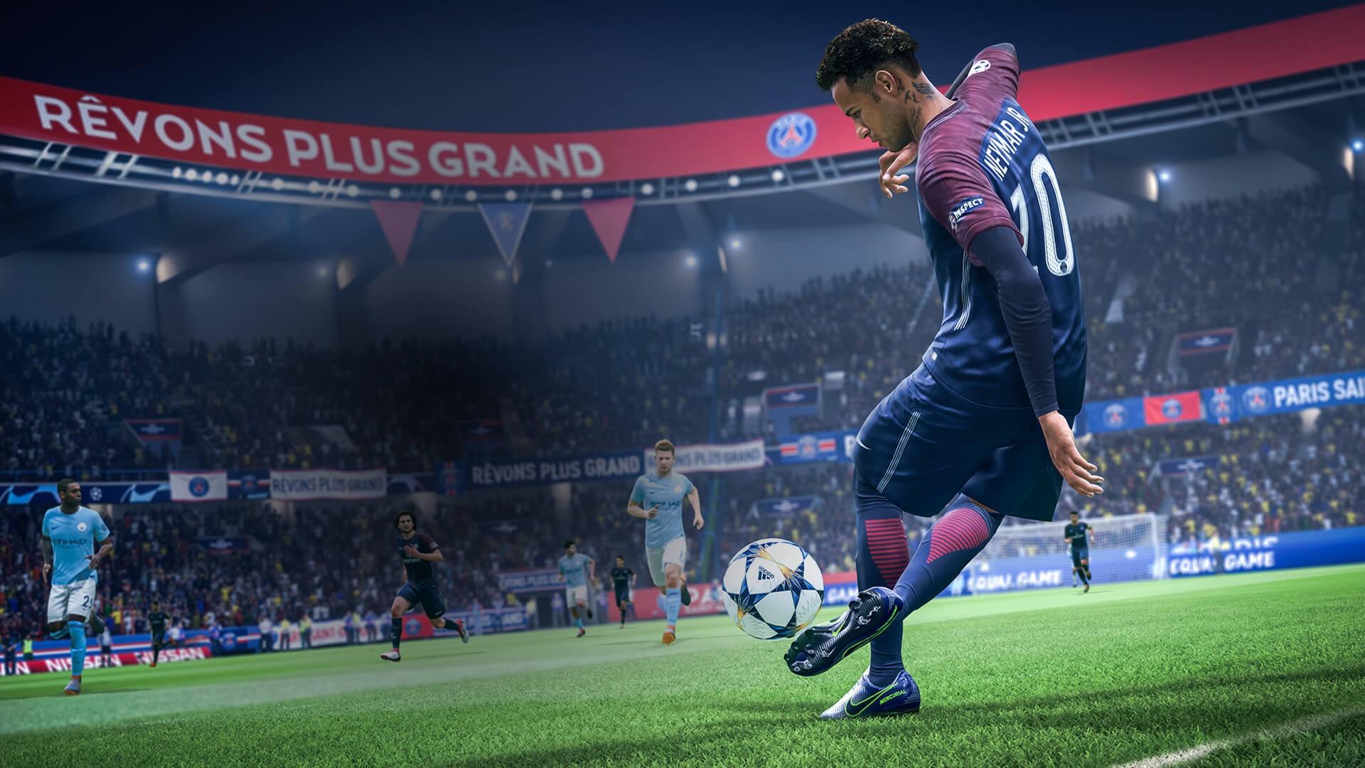 Videojuego PS4 FIFA 19 Edición STANDARD Alkosto Tienda Online 36bedb59a80c2
