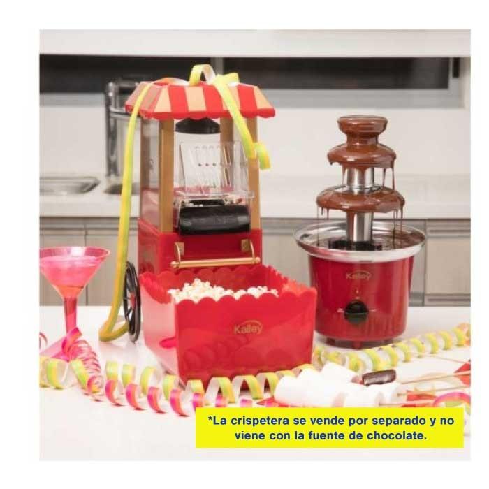 Fuente Chocolate Acero Kalley K Fch190s Alkosto Tienda Online