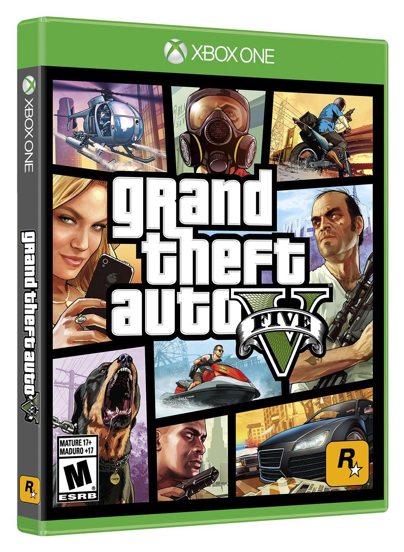 Descargar GTA V para Xbox 360 ~ DescarGratisFull