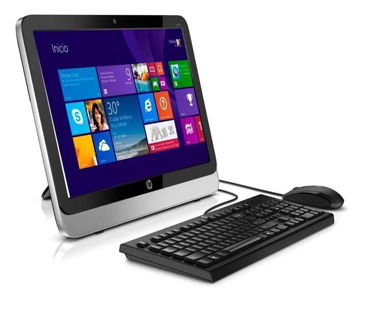 PC All in One HP 19 - 2052la Alkosto Tienda Online
