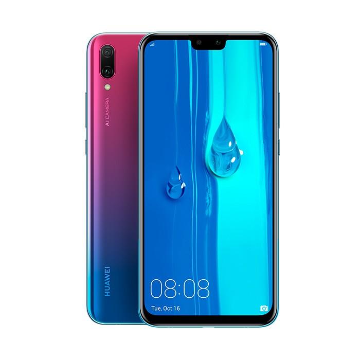 2e1ad2ec46323 Celular HUAWEI Y9 2019 DS 4G Morado Alkosto Tienda Online