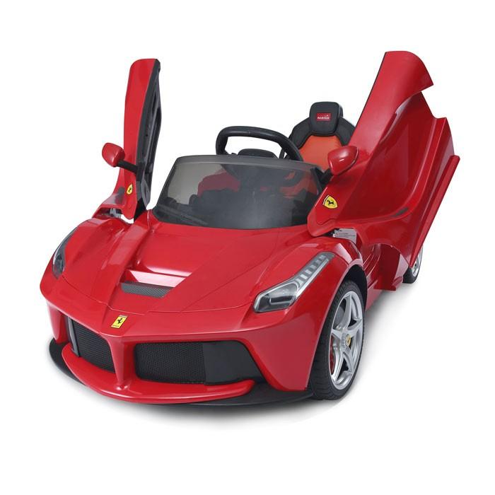 1e5a285ac RASTAR Carro Ferrari Rojo 12 Voltios Alkosto Tienda Online