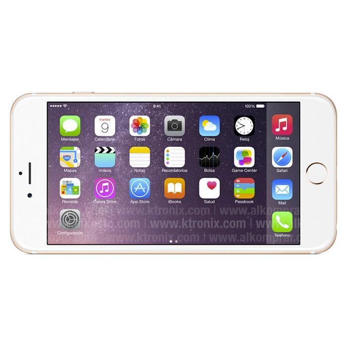 iphone 6 plus 128gb dorado alkosto tienda online. Black Bedroom Furniture Sets. Home Design Ideas
