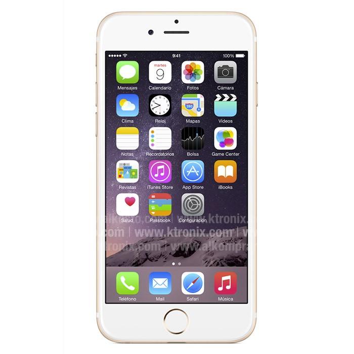 6c9d3e55ddd iPhone 6s 32GB 4G Dorado Alkosto Tienda Online