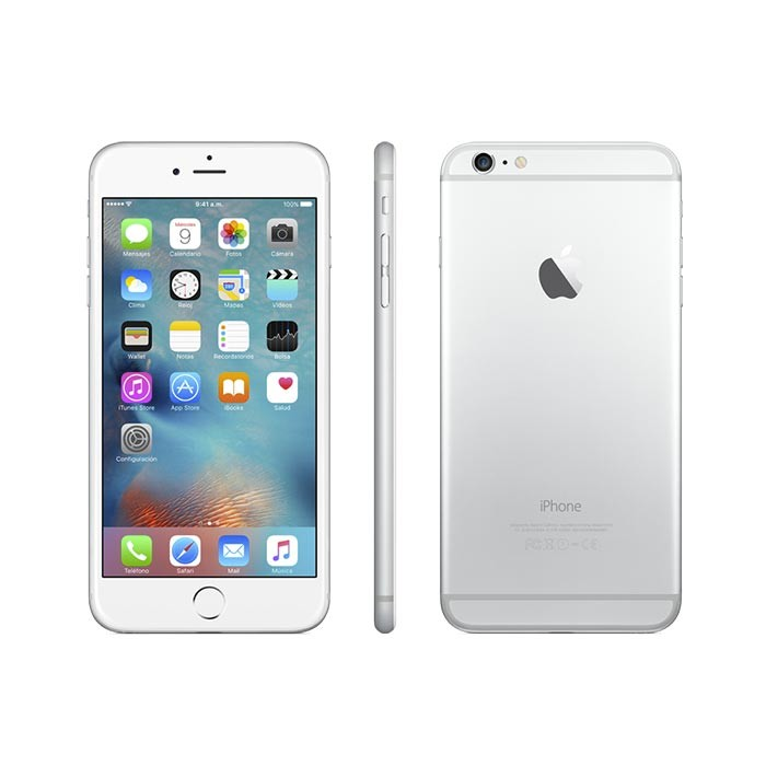 IPhone 6 PLUS 64GB Plata Alkosto Tienda Online