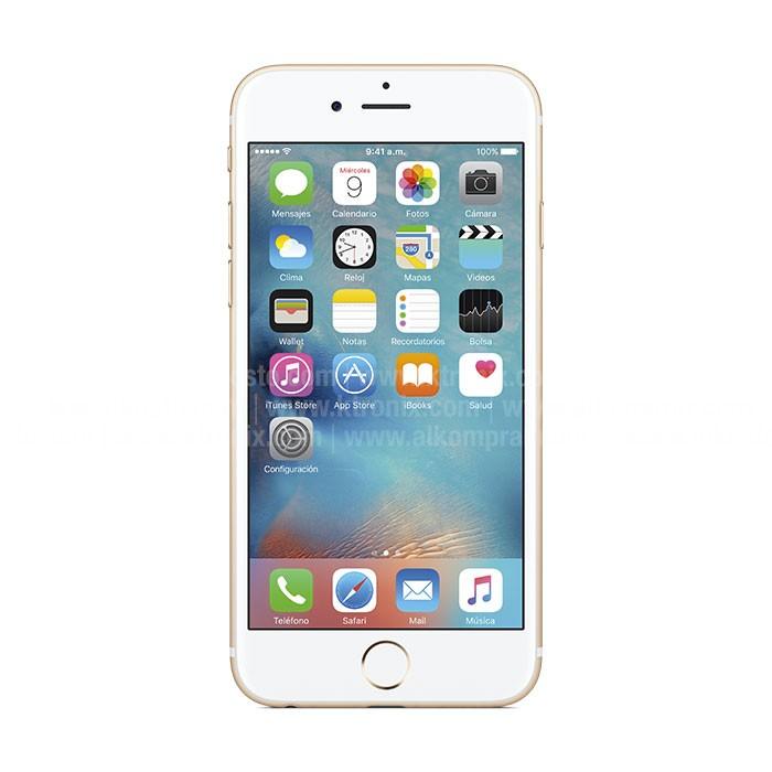 56155565ed0 iPhone 6s Plus 16GB Dorado 4G Alkosto Tienda Online