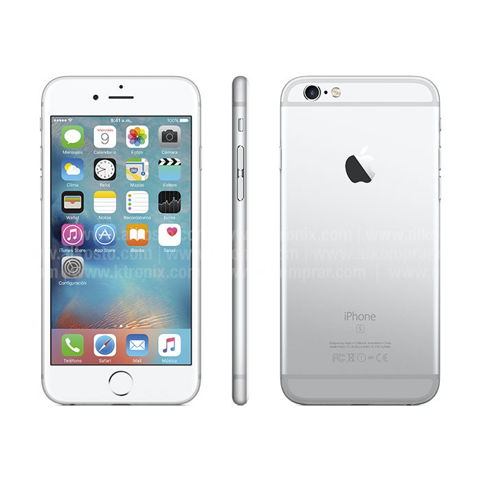 iphone 6 plus 16gb iphone 6s plus 16gb plata 4g alkosto tienda 2490